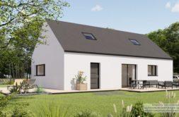 Maison+Terrain de 2 pièces avec 1 chambres à Guipavas 29490 – 249515 € - FGUE-21-10-26-11