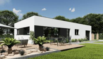 Maison+Terrain de 4 pièces avec 3 chambres à Plumelec 56420 – 236725 € - SPED-21-10-11-35