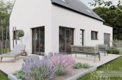 Maison+Terrain de 5 pièces avec 4 chambres à Hôpital-Camfrout 29460 – 259069 € - FGUE-21-09-13-28