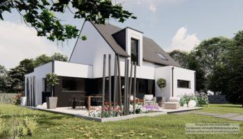 Maison+Terrain de 5 pièces avec 4 chambres à Combourg 35270 – 237292 € - HHE-21-10-04-38