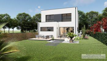 Maison+Terrain de 4 pièces avec 3 chambres à Ploudaniel 29260 – 291697 € - FGUE-21-09-29-6