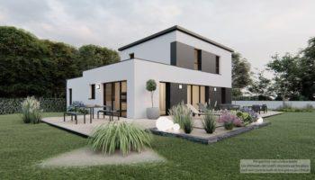 Maison+Terrain de 5 pièces avec 4 chambres à Saint-Thurial 35310 – 243544 € - DMO-21-10-04-111