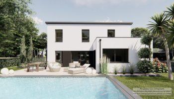 Maison+Terrain de 5 pièces avec 4 chambres à Ploudaniel 29260 – 349478 € - FGUE-21-10-15-14
