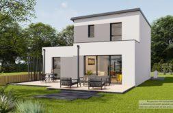 Maison+Terrain de 4 pièces avec 3 chambres à Guipavas 29490 – 259413 € - FGUE-21-10-26-1