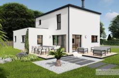 Maison+Terrain de 4 pièces avec 3 chambres à Lesneven 29260 – 232316 € - FGUE-21-09-20-4