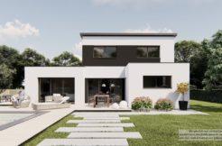 Maison+Terrain de 5 pièces avec 3 chambres à Ploudaniel 29260 – 374478 € - FGUE-21-10-04-15