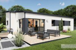 Maison+Terrain de 4 pièces avec 3 chambres à Pléguien 22290 – 179390 € - LCHAR-21-09-20-7