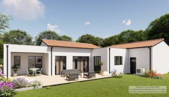 Maison+Terrain de 4 pièces avec 3 chambres à Boulogne-sur-Gesse 31350 – 206690 € - JES-21-10-14-2