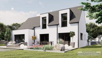 Maison+Terrain de 6 pièces avec 4 chambres à Hédé-Bazouges 35630 – 269664 € - HHE-21-10-04-81