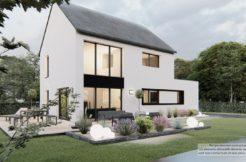 Maison+Terrain de 6 pièces avec 3 chambres à Lannion 22300 – 269269 € - RDA-21-10-06-43