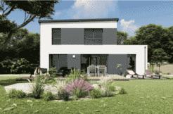 Maison+Terrain de 5 pièces avec 4 chambres à Auray 56400 – 609440 € - YM-21-10-13-1