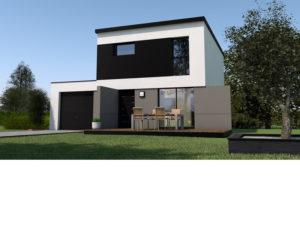 Maison+Terrain de 4 pièces avec 3 chambres à Orgères 35230 – 184000 €