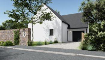 Maison+Terrain de 6 pièces avec 4 chambres à Bouvron 44130 – 269960 € - ALEG-21-09-17-28