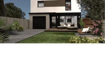 Maison+Terrain de 6 pièces avec 4 chambres à Vannes 56000 – 422050 € - RJ-19-04-29-3