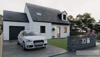 Maison+Terrain de 6 pièces avec 4 chambres à Blain 44130 – 259825 € - ALEG-21-10-07-2