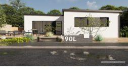 Maison+Terrain de 4 pièces avec 3 chambres à Cellier 44850 – 212000 € - BF-20-01-23-14