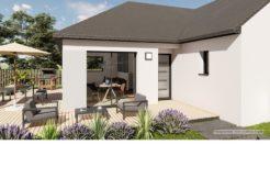 Maison+Terrain de 5 pièces avec 3 chambres à Louvigné du Désert 35420 – 167098 € - RHAM-19-07-26-129