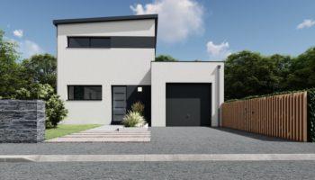 Maison+Terrain de 4 pièces avec 2 chambres à Fay de Bretagne 44130 – 196265 € - ALEG-21-04-07-14