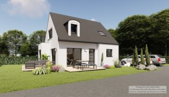 Maison+Terrain de 5 pièces avec 4 chambres à Sulniac 56250 – 216381 € - ASPE-21-03-19-24