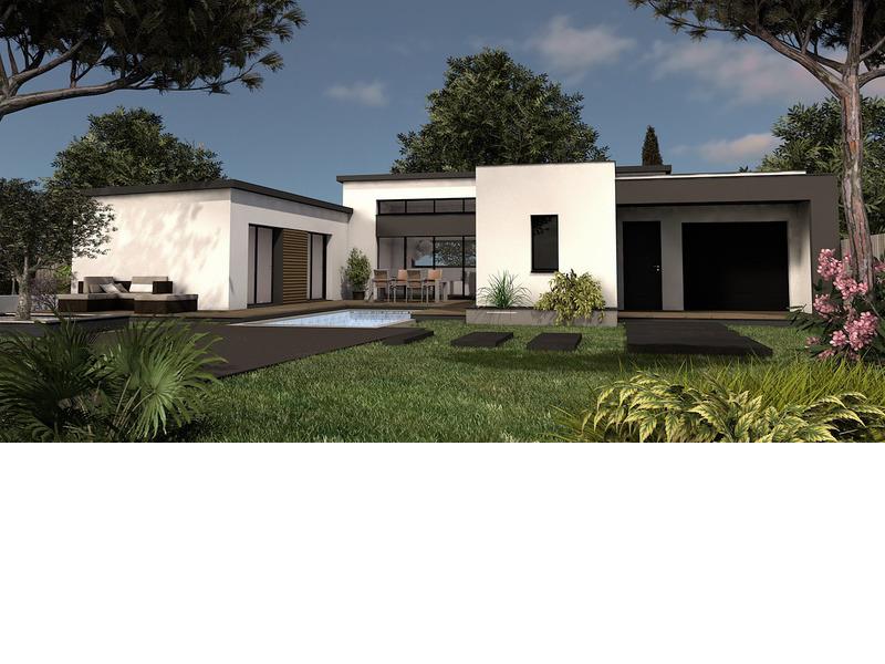 A vendre maison terrain 5 pi ces 2000 m blanquefort for Terrain blanquefort