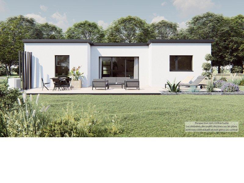 Maison+Terrain de 4 pièces avec 3 chambres à Ergué Gabéric 29500 – 206674 € - KA-20-10-09-5