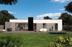 Maison+Terrain de 4 pièces avec 3 chambres à Plounévez Lochrist  – 183167 € - BHO-19-08-16-25