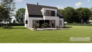Maison+Terrain de 5 pièces avec 4 chambres à Poligné 35320 – 235097 € - VCHA-20-05-09-11