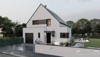 Maison+Terrain de 6 pièces avec 4 chambres à Landévant 56690 – 306652 € - JMM-20-11-17-5
