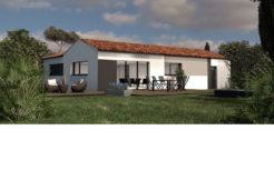 Maison+Terrain de 4 pièces avec 3 chambres à Saint Michel Chef Chef 44730 – 251750 €