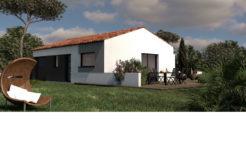 Maison+Terrain de 4 pièces avec 3 chambres à Saint Michel Chef Chef 44730 – 246477 €