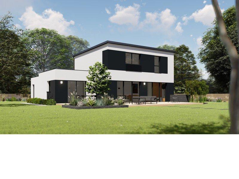 Maison+Terrain de 5 pièces avec 4 chambres à Ergué Gabéric 29500 – 242000 € - KA-20-10-02-8