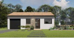 Maison+Terrain de 4 pièces avec 3 chambres à Gua 17600 – 168079 € - OBE-20-06-29-39
