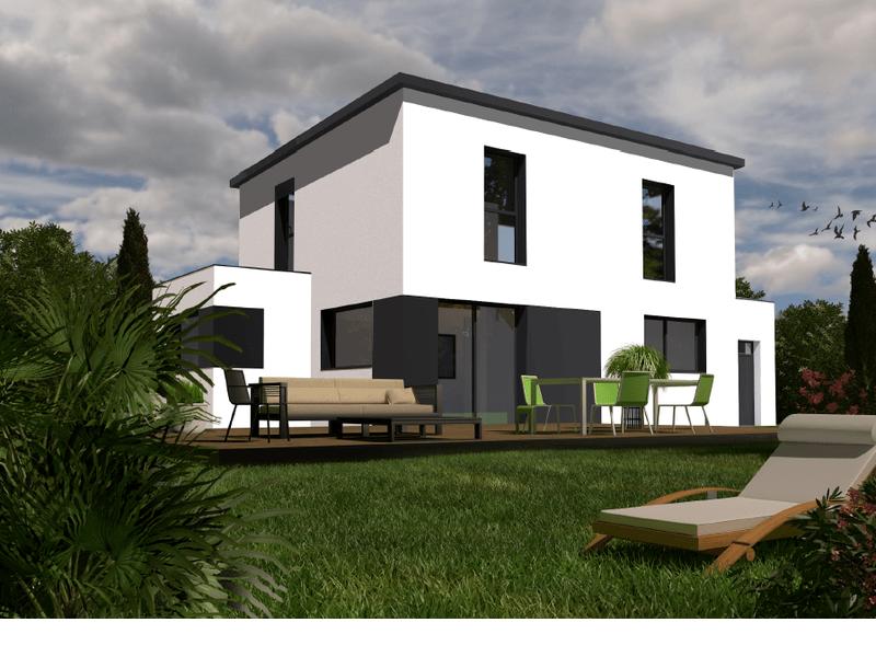 Maison+Terrain de 6 pièces avec 4 chambres à Plougonvelin 29217 – 203000 € - JPD-18-11-20-13