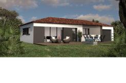 Maison+Terrain de 4 pièces avec 3 chambres à Saint Michel Chef Chef 44730 – 279574 €