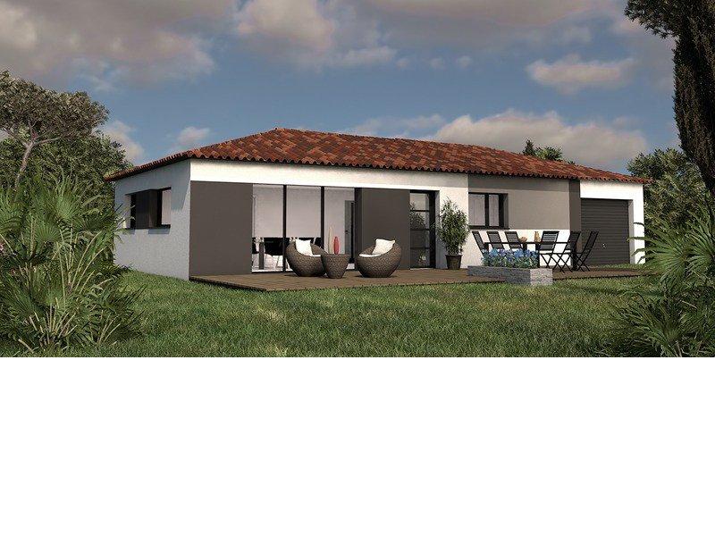 Maison+Terrain de 4 pièces avec 3 chambres à Saint Michel Chef Chef 44730 – 235324 €