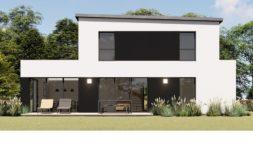 Maison+Terrain de 4 pièces avec 3 chambres à Ergué Gabéric 29500 – 222900 € - KA-20-10-02-9