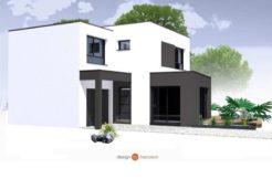 Maison+Terrain de 4 pièces avec 3 chambres à Pessac 33600 – 458000 € - MPAR-18-07-12-7