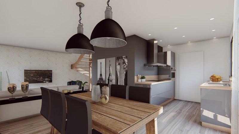 Maison+Terrain de 6 pièces avec 4 chambres à Blain 44130 – 246353 € - ALEG-21-10-07-1