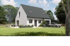 Maison+Terrain de 5 pièces avec 4 chambres à Cléguer 56620 – 176311 € - NJO-19-09-30-13