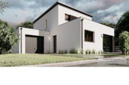 Maison+Terrain de 5 pièces avec 4 chambres à Hinglé 22100 – 203523 € - KDA-21-01-03-20