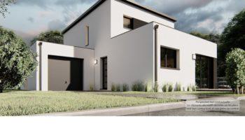 Maison+Terrain de 5 pièces avec 4 chambres à Quévert 22100 – 231808 € - KDA-21-04-29-55