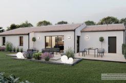 Maison+Terrain de 5 pièces avec 4 chambres à Cépet 31620 – 315339 € - EHEN-21-06-30-26