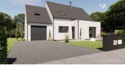 Maison+Terrain de 7 pièces avec 5 chambres à Trémaouézan 29800 – 230064 € - GLB-20-12-18-1