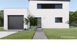 Maison+Terrain de 5 pièces avec 4 chambres à Saint Vougay 29440 – 192765 € - BHO-20-07-28-5