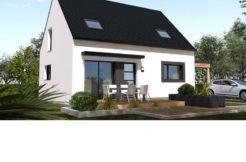 Maison+Terrain de 5 pièces avec 4 chambres à Brandérion 56700 – 182000 € - MGUI-19-01-04-33