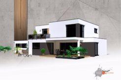 Maison+Terrain de 4 pièces avec 5 chambres à Toulouse 31500 – 446000 €