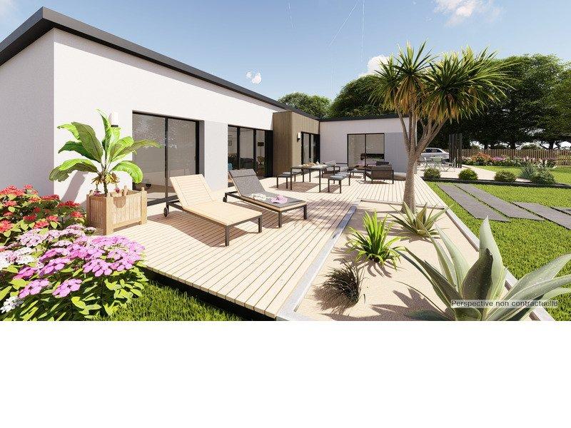 Maison+Terrain de 4 pièces avec 3 chambres à Saint Georges des Coteaux 17810 – 320415 € - OBE-19-08-22-40