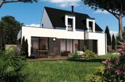 Maison+Terrain de 7 pièces avec 5 chambres à Hillion  – 277667 € - SMO-19-08-09-17