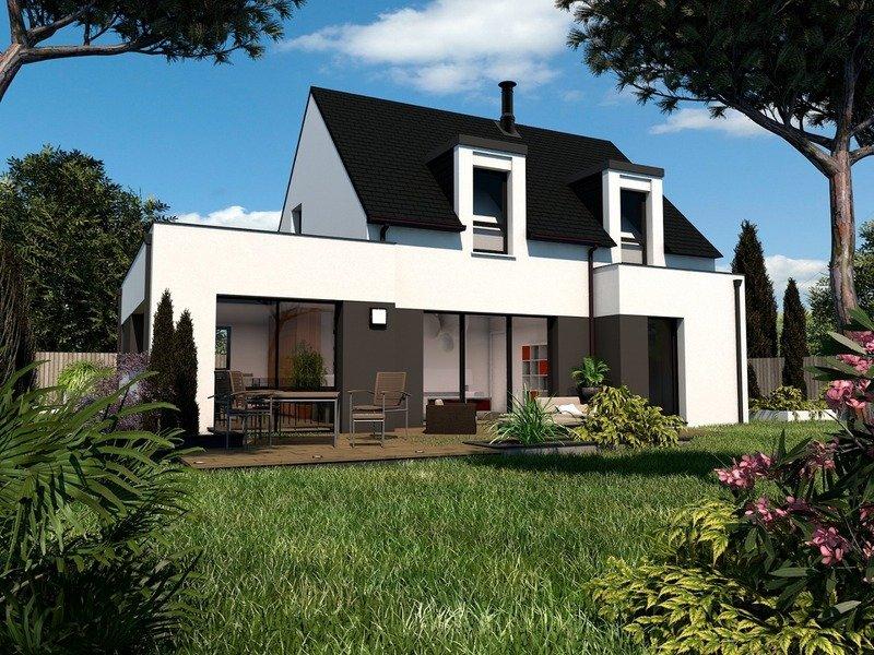 Maison+Terrain de 7 pièces avec 5 chambres à Quessoy 22120 – 281955 € - SMO-19-07-05-24