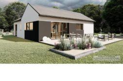 Maison+Terrain de 4 pièces avec 3 chambres à Ergué Gabéric 29500 – 193252 € - KA-20-10-09-13